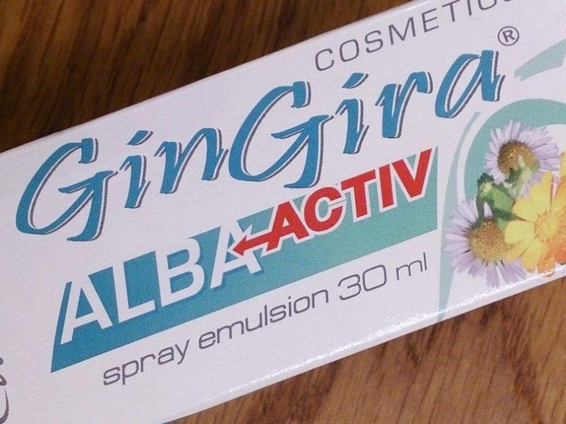GinGira Alba Activ