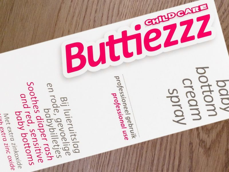 Buttiezzz Childcare for professional use