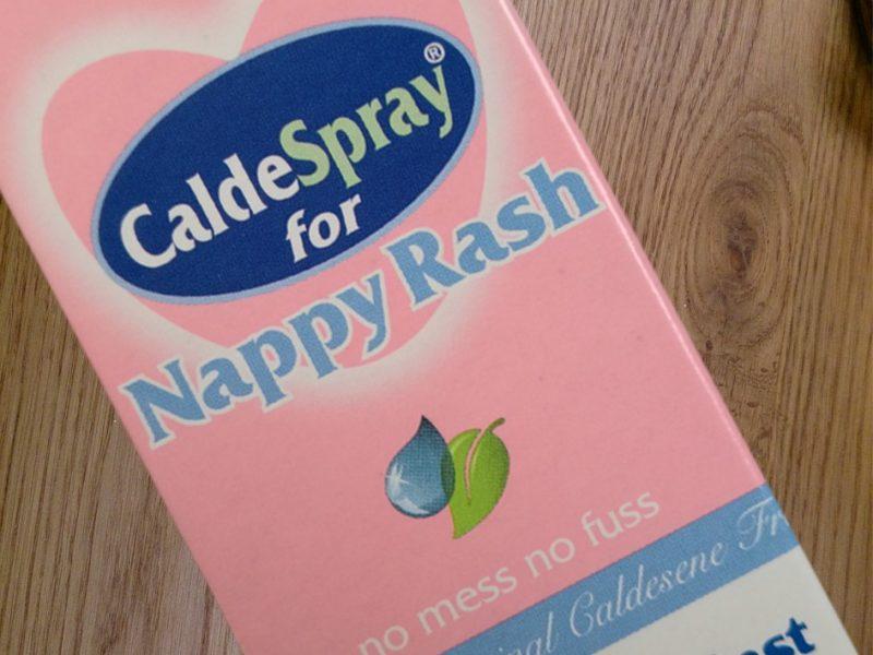 Caldespray for Nappy Rash